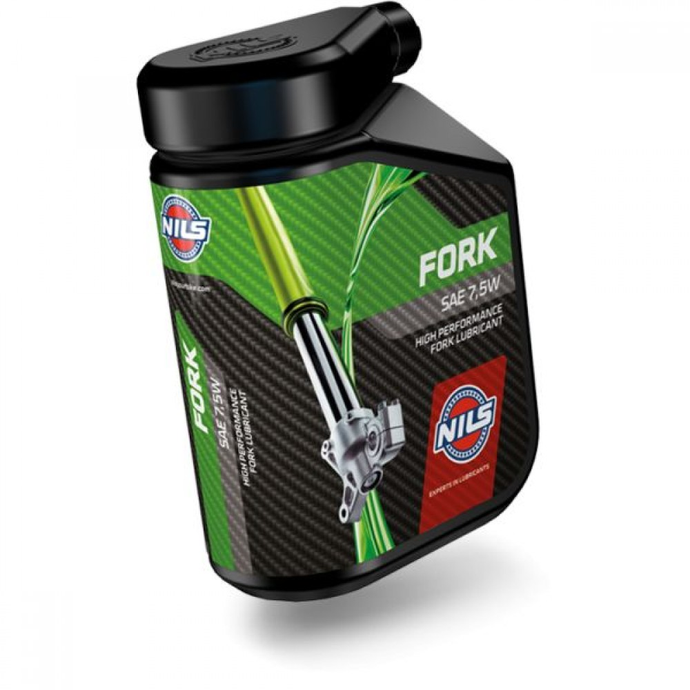 HIG PERFORMANCE LUBRICANT FOR FORK RACING SAE 5,0W